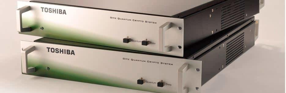 Toshiba Quantum Information Group