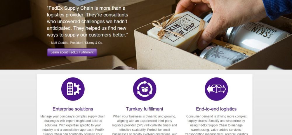 Genco (FedEx) - Compare Reviews, Features, Pricing in 2019
