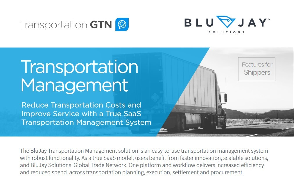 Top 20 SaaS, Cloud Transportation Management Software