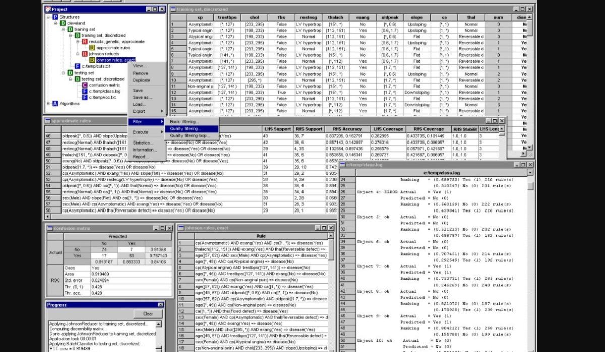50 Top Free Data Mining Software - Compare Reviews, Features