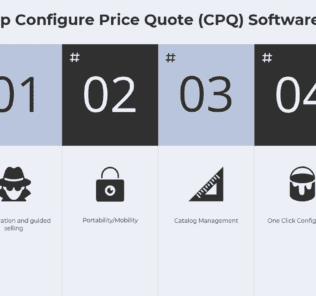 Top Configure Price Quote (CPQ) Software