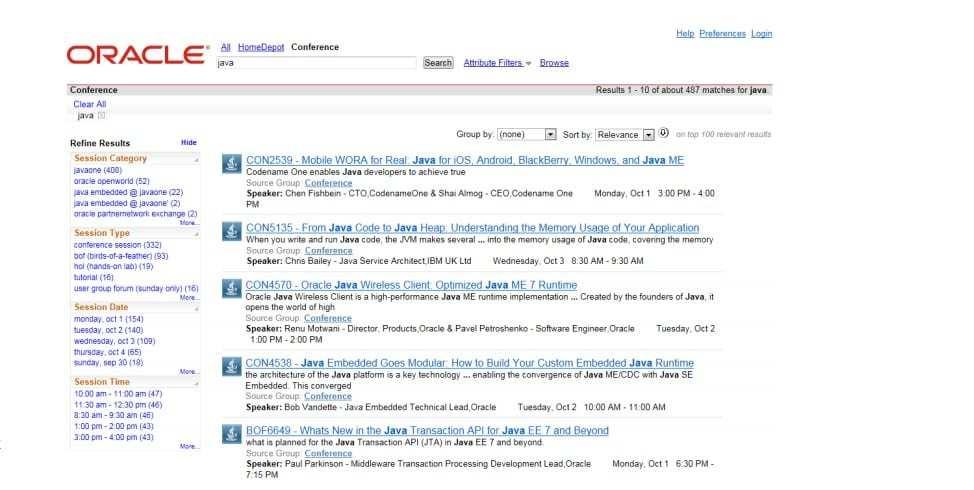 Top 42 Free, Open Source & Premium Enterprise Search Engine