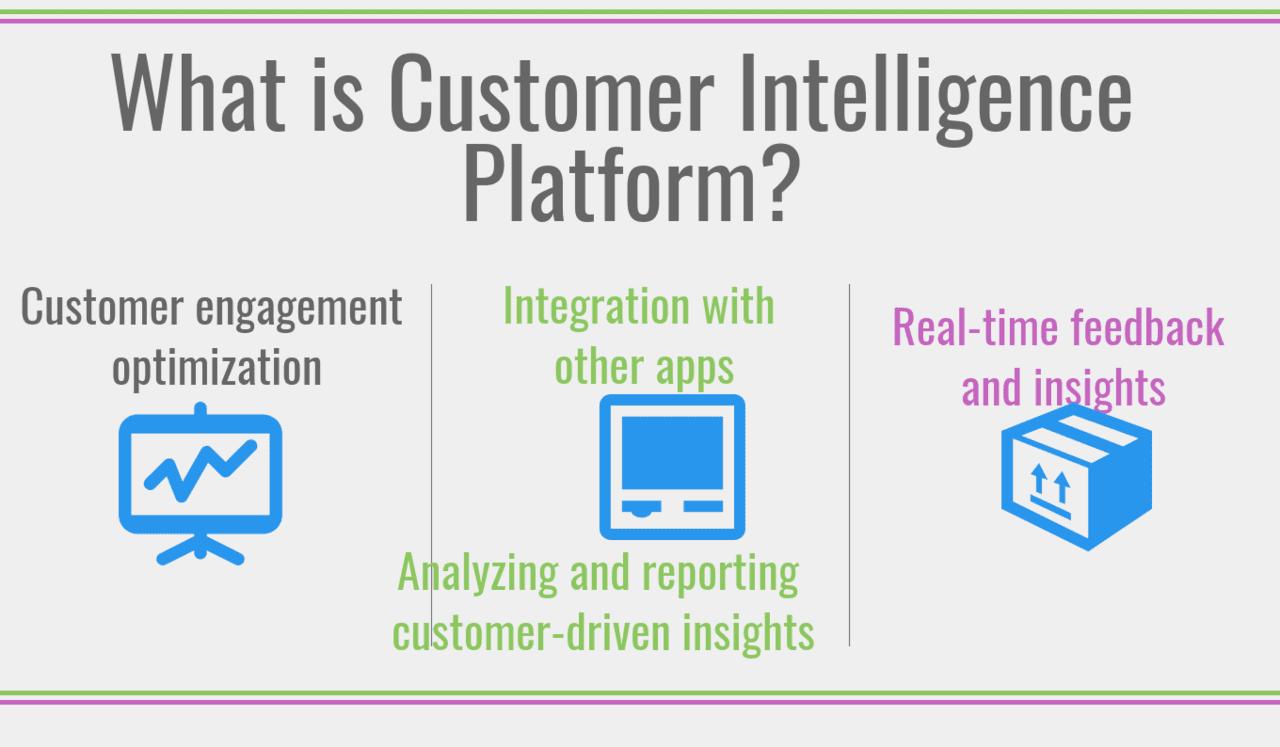 What is Customer Intelligence Platform?