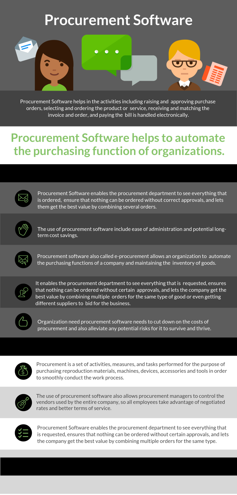 50 Free and Top Procurement Software