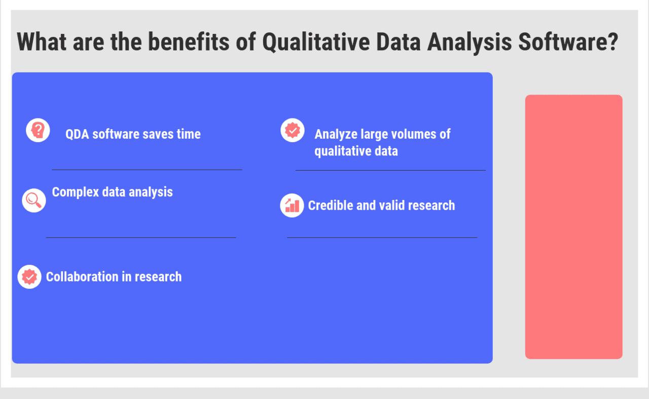 free qualitative data analysis software for mac