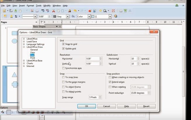 LibreOffice Draw - Compare Reviews, Features, Pricing in