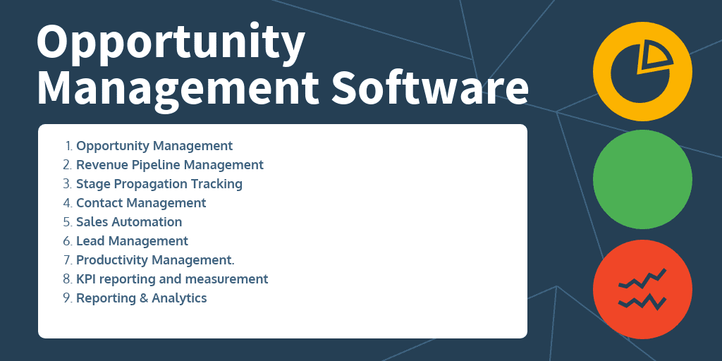 Opportunity Management Software