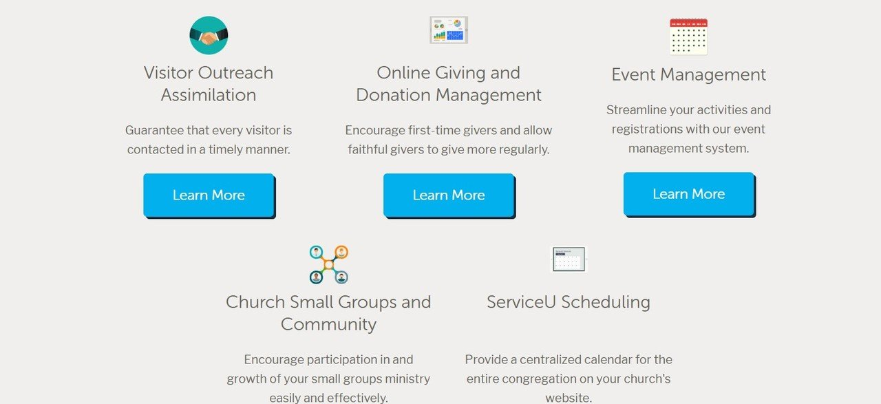 Top 28 Church Management Software - Compare Reviews, Features