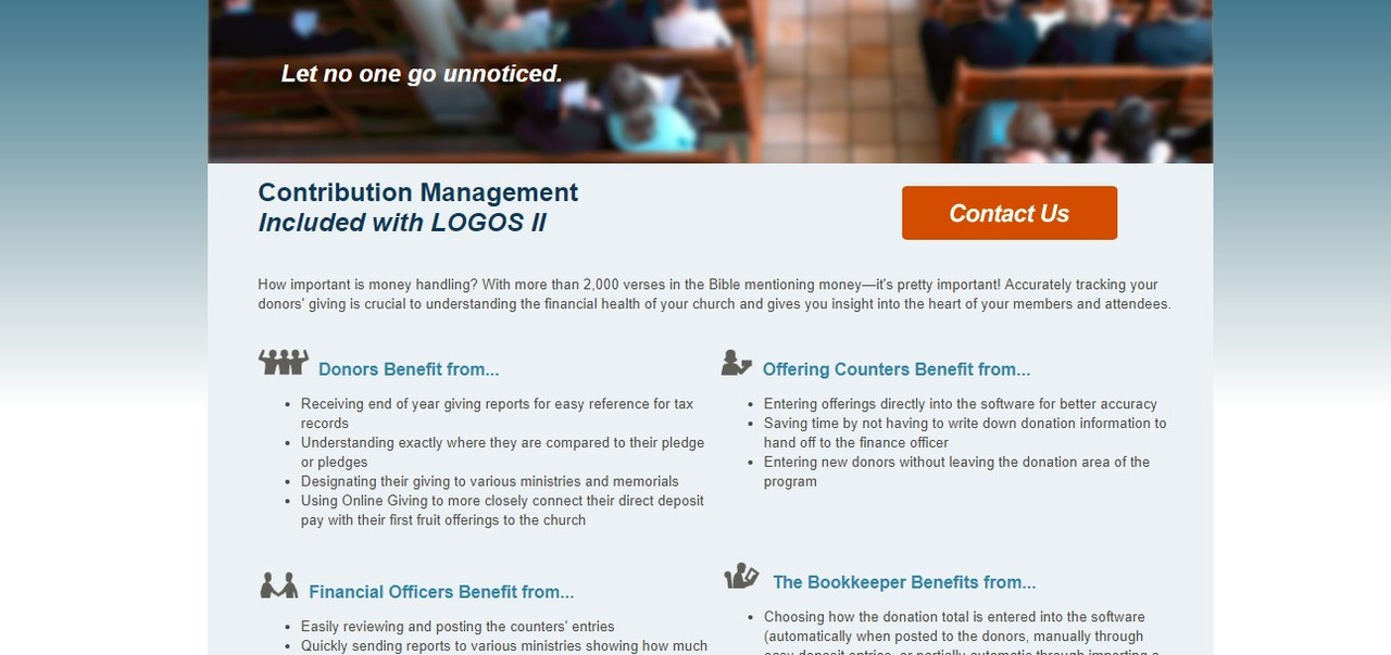 Top 28 Church Management Software - Compare Reviews