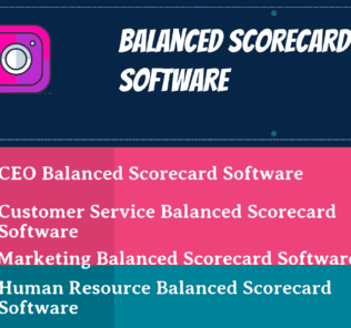 Top Balanced Scorecard Software