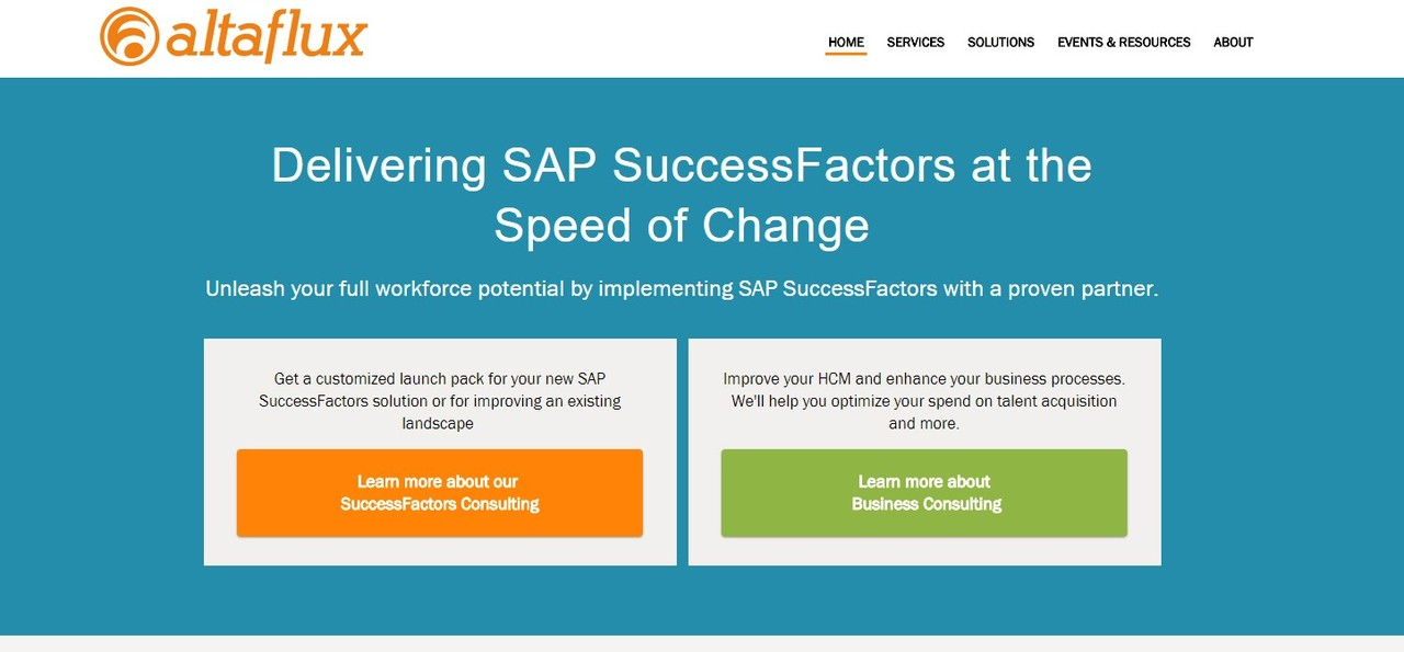 Top 20 SAP SuccessFactors Consulting Implementation Partners