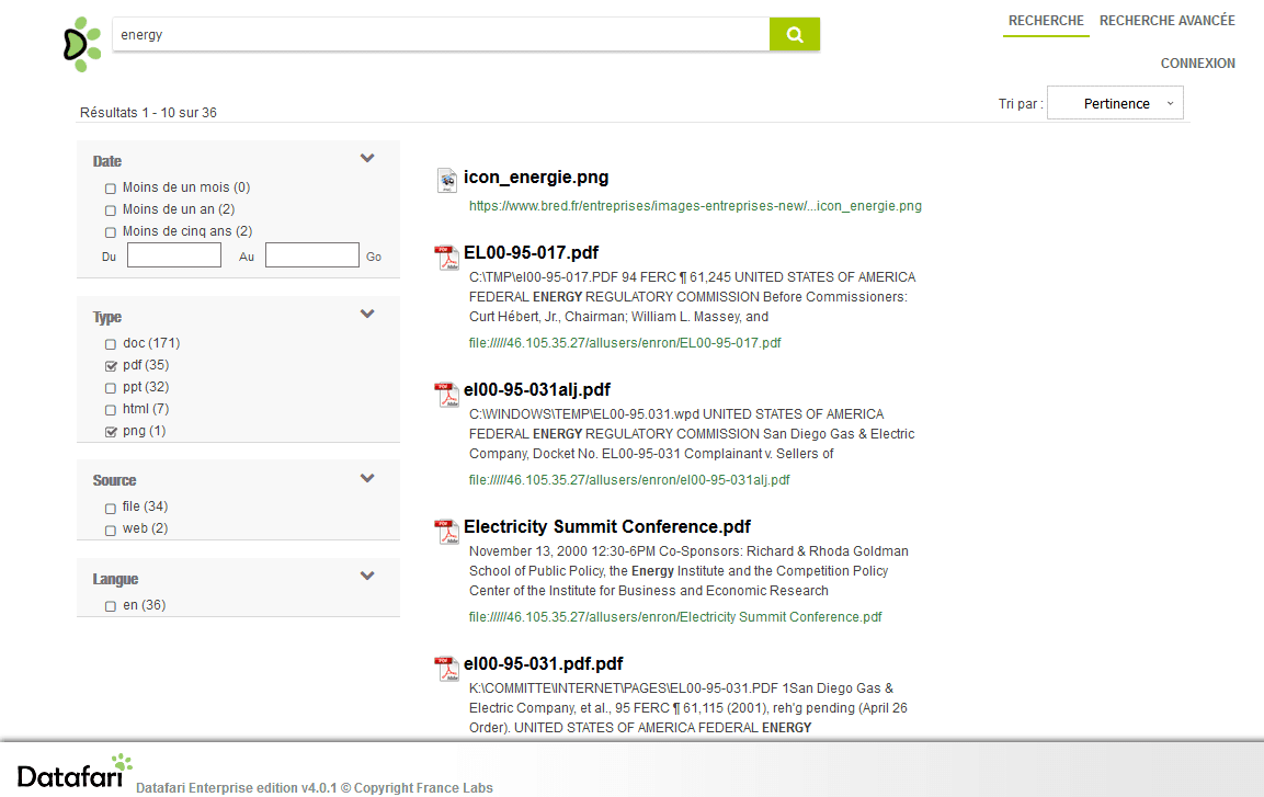 Top 42 Free, Open Source & Premium Enterprise Search Engine Software