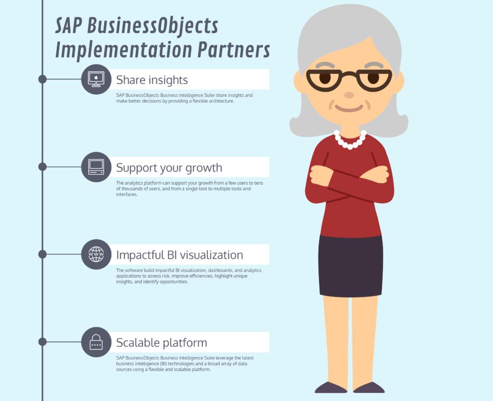 Top 13 SAP BusinessObjects Implementation Partners