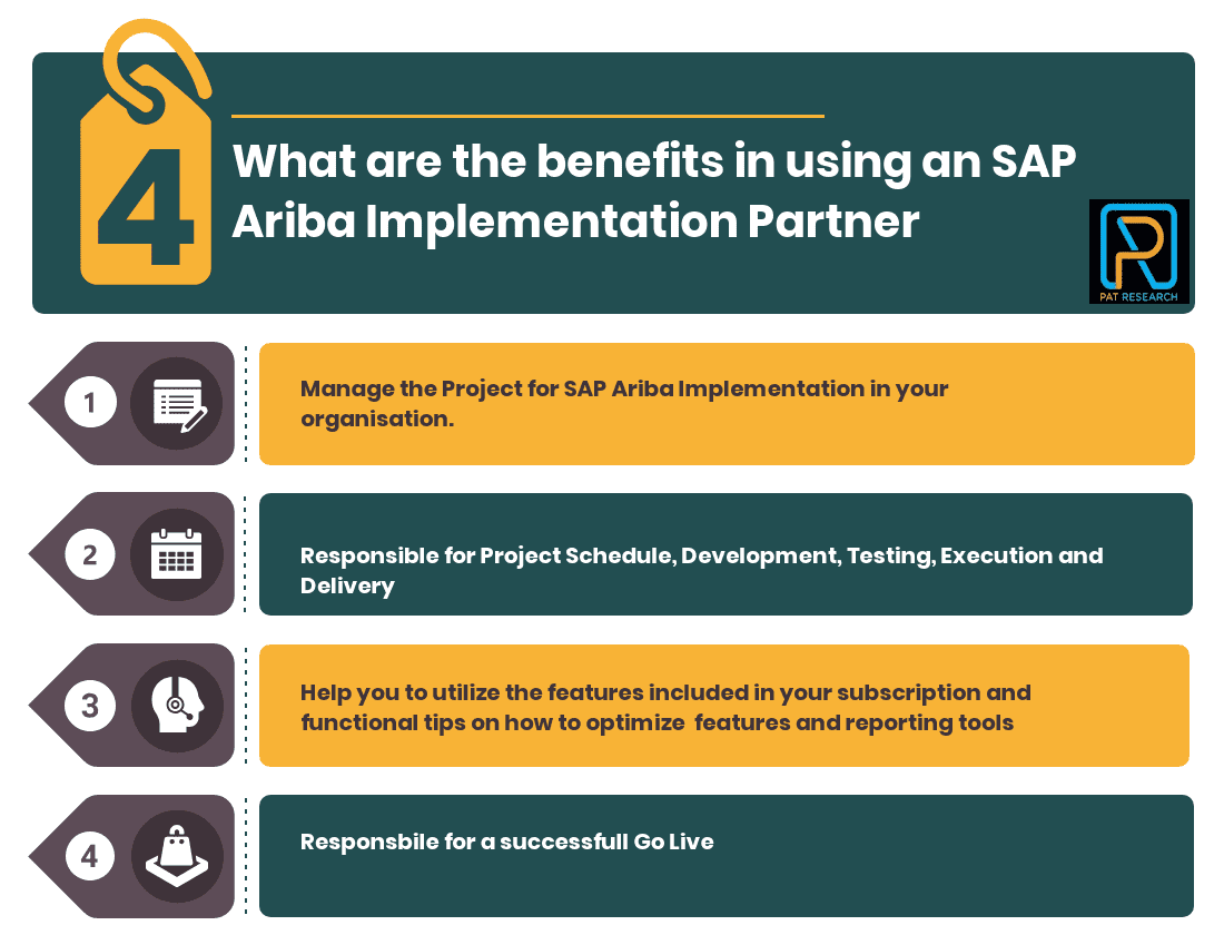 What are the benefits in using an SAP Ariba Implementation Partner