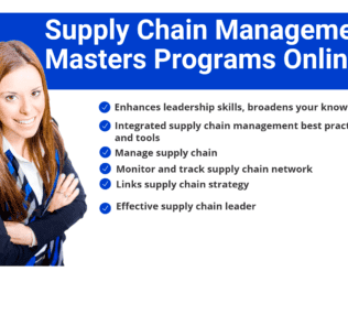 Top Online Supply Chain Management Masters Programs
