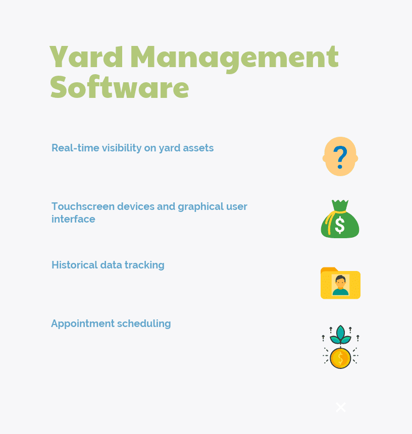 Yard Management Software