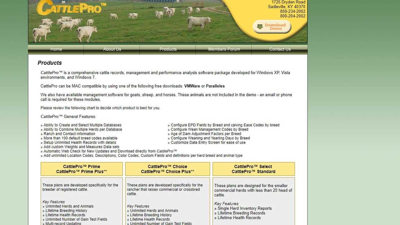 Top 8 Livestock Management Software - Compare Reviews