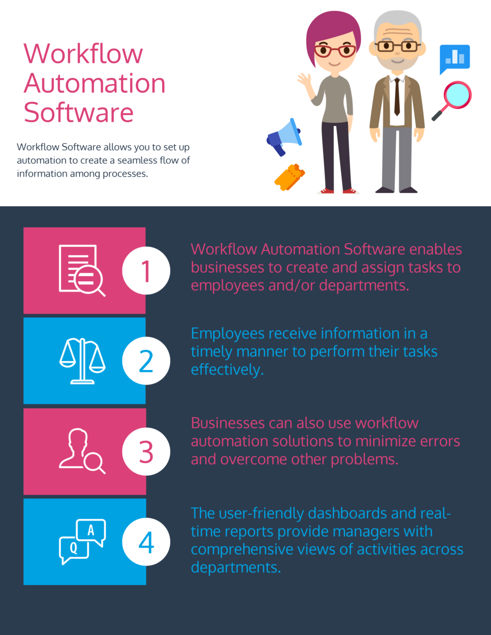 How to Select the Best Workflow Automation Software for Your Business