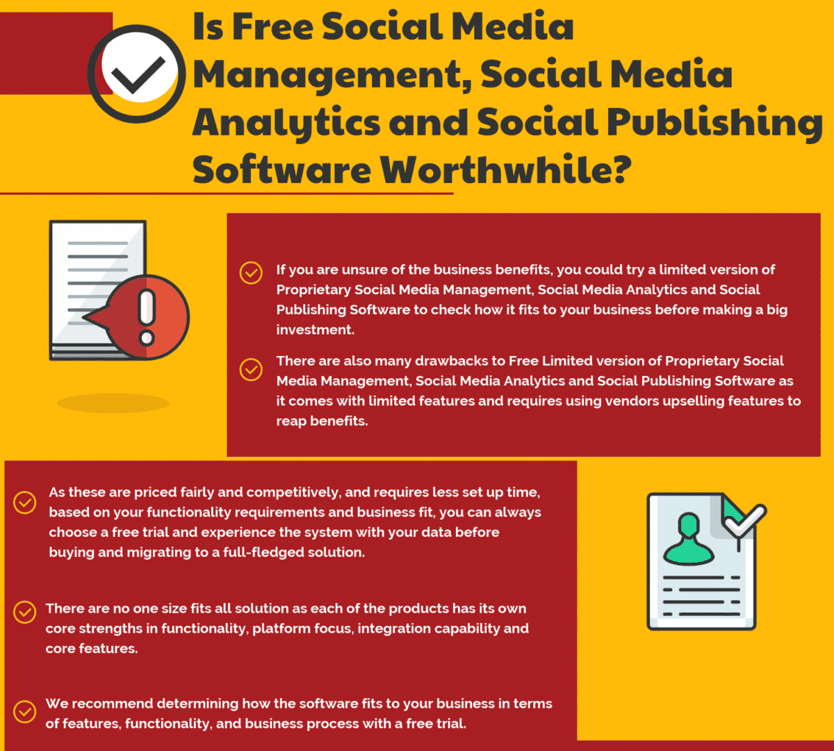 Is Free Social Media Management, Social Media Analytics and Social Publishing Software Worthwhile