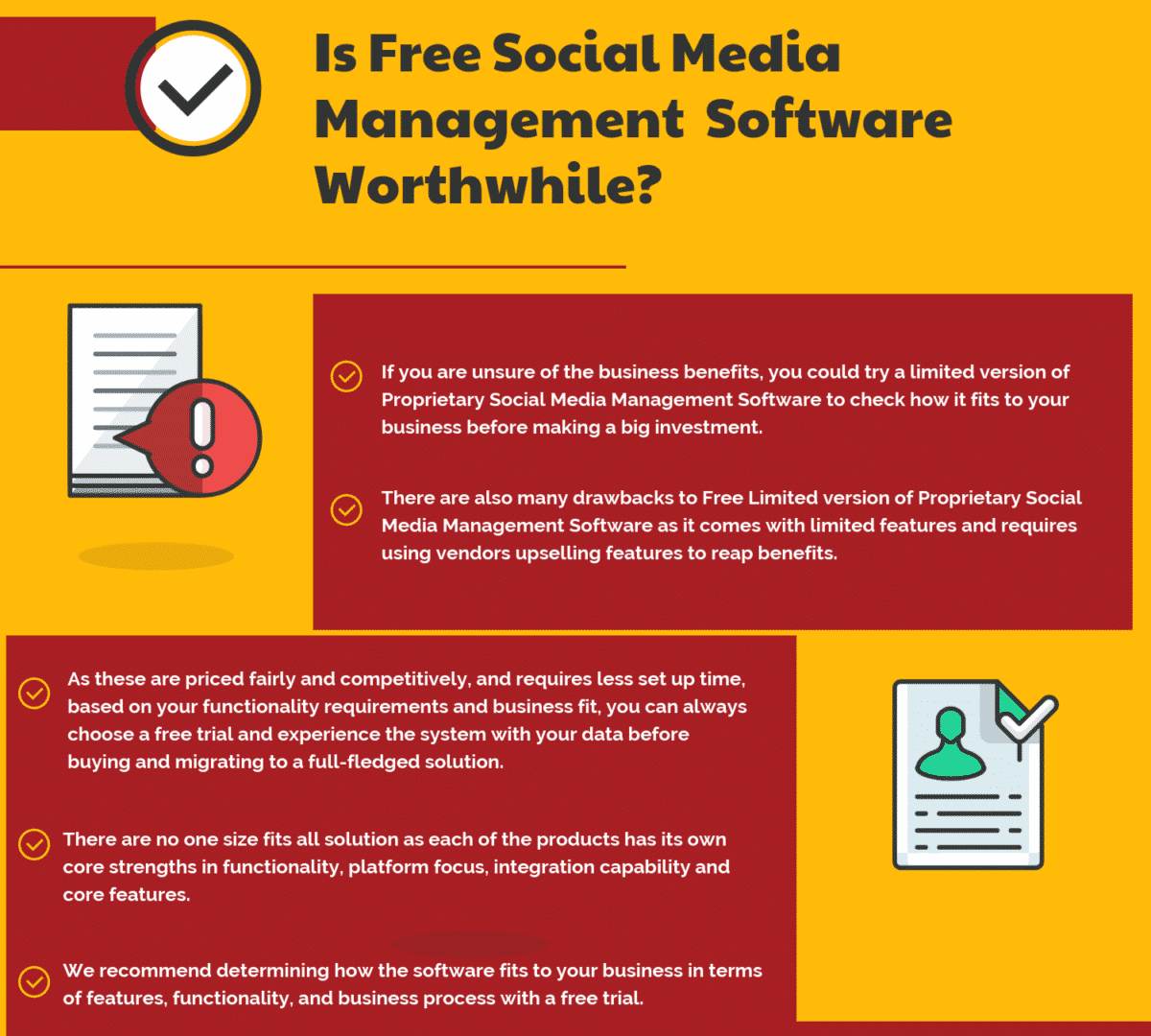 Is Free Social Media Management Software Worthwhile