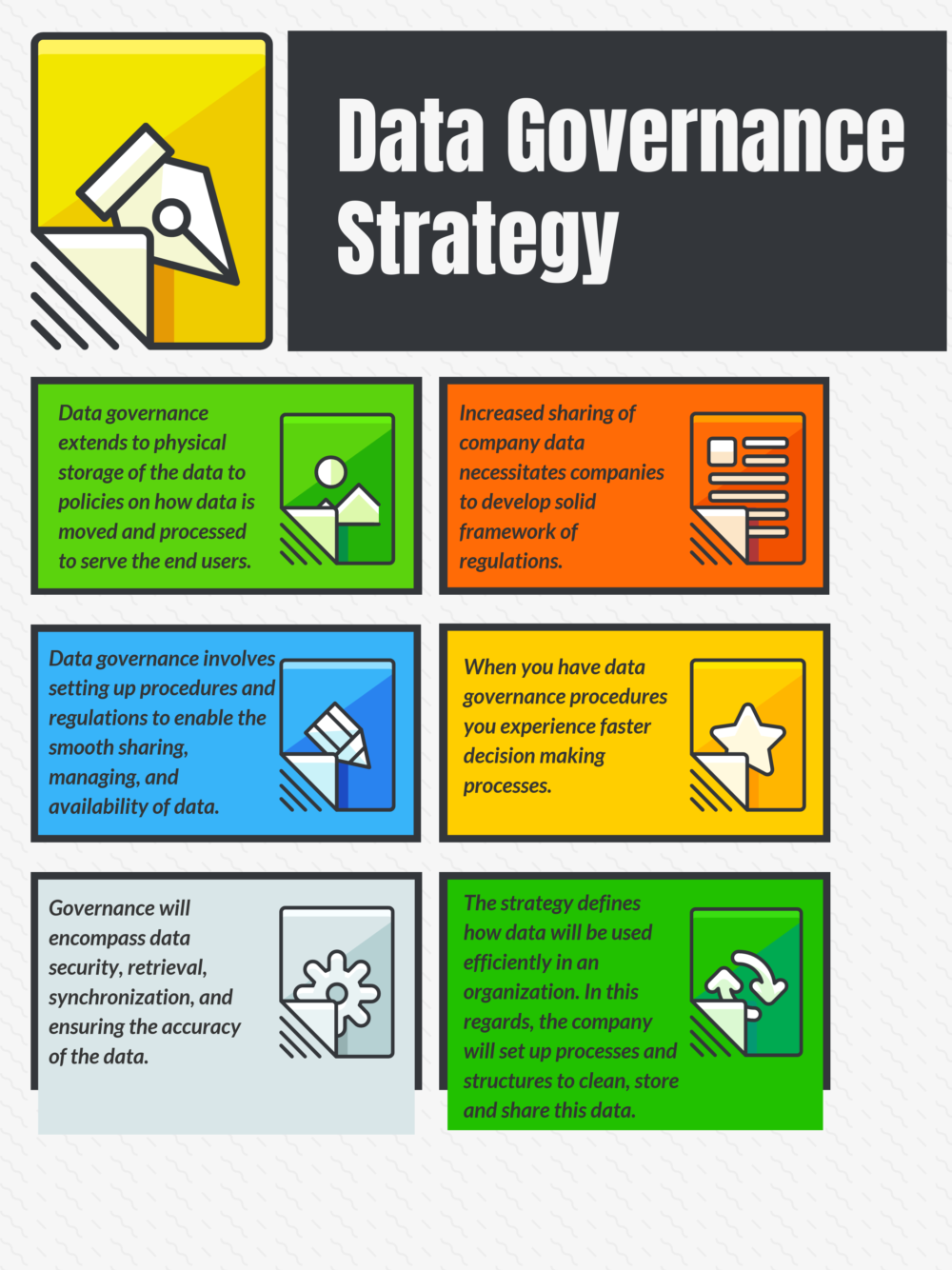 Steps in Building a Successful Data Governance Strategy