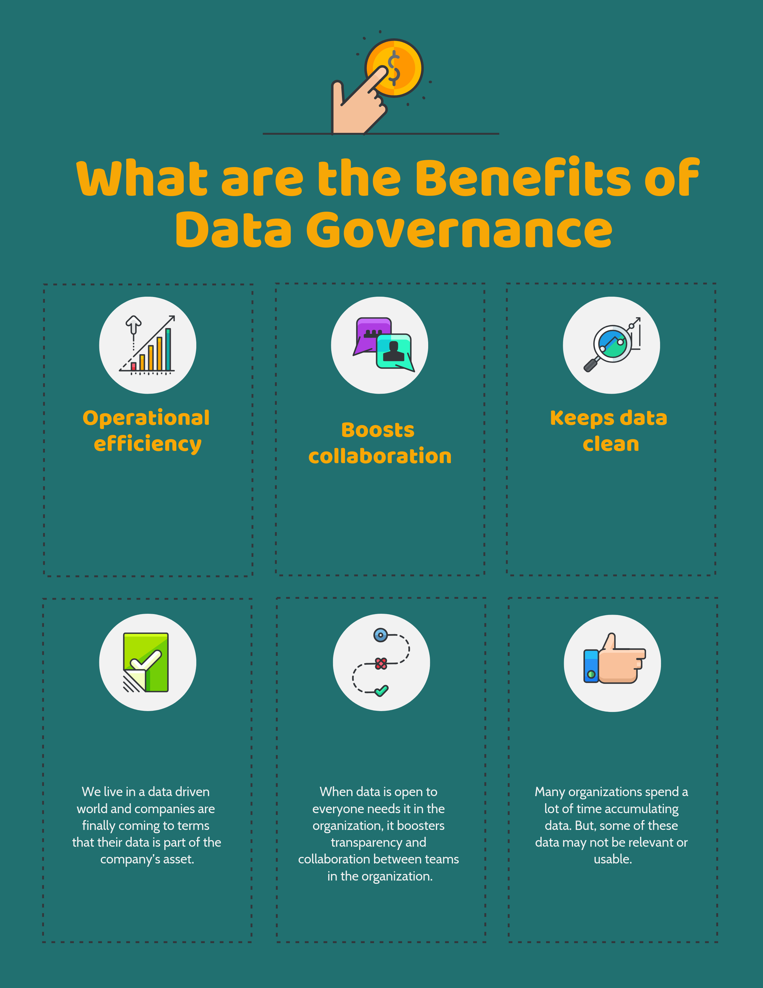 What are the Benefits of Data Governance