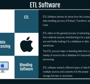 What is ETL Software
