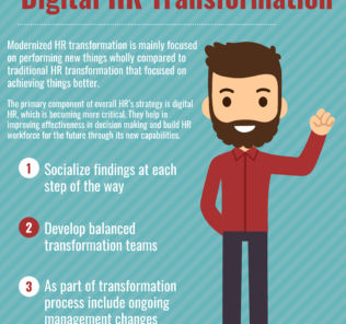 3 Best Practices for Digital HR Transformation