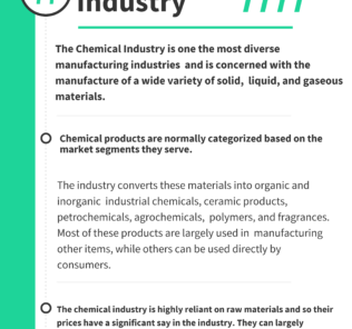 All About Chemical Industry: Key Segments and Value Chain