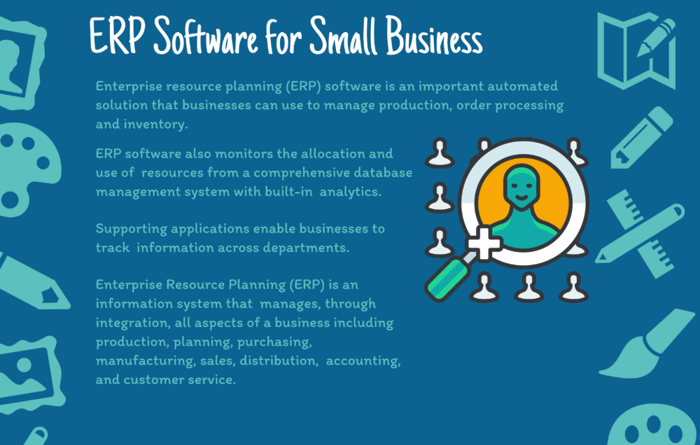 How to Select the Best ERP Software for Your Small Medium Business