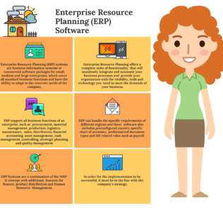 How to Select the Best Enterprise Resource Planning (ERP) Software for Your Business