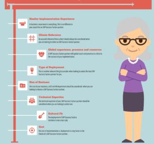 How to Select the Best SAP SuccessFactors Partner
